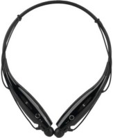 View Sportzee HBS730 Wireless bluetooth Headphone(Black, In the Ear) Laptop Accessories Price Online(Sportzee)