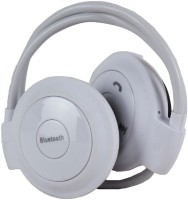 View ROOQ 503wh-011 bluetooth Headphone(White, In the Ear) Laptop Accessories Price Online(ROOQ)