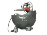Signature VM-49 Sporty Headphone(Black, In the Ear) thumbnail
