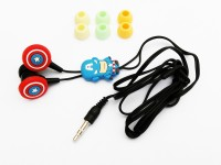 Kuhu Creations Avengers In-Ear Earphone,Includes 3 Additional Earplug Covers - Great For Kids, Boys, Girls, Adults, Gifts Headphone(Multicolor, In the Ear)