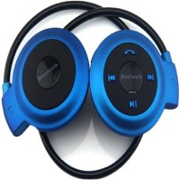 View ROOQ 503bu-011 Headphone(Blue, In the Ear) Laptop Accessories Price Online(ROOQ)