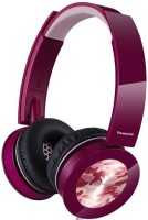 Panasonic RP-HXS400E-P Wired without Mic Headset(PINK COLOUR, On the Ear)