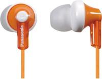 Panasonic RP-HJE118 Headphone(Orange, In the Ear)