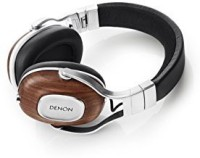 Denon Ah-Mm400 Music Maniac Over-Ear Headphones Headphone(Black)