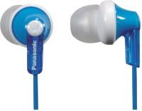 Panasonic RP-HJE118 Headphone(Blue, In the Ear)