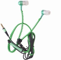 Fellkon Zopo Mobile Phones Wired Headphone(Green, In the Ear)