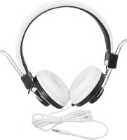 View Inext IN-918U Headphone(White, Multicolor, Over the Ear) Laptop Accessories Price Online(Inext)