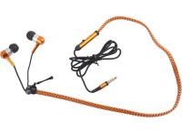 View Hexadisk Zipperst-001 Headphone(Golden, In the Ear) Laptop Accessories Price Online(Hexadisk)