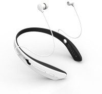 FKU High Quality BM-170 Headset with Mic(White, In the Ear)