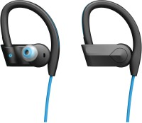 99 Gems GYM RUNNING EXTREME SPORTZ V4.1 Wired, Bluetooth Headset with Mic(Black, In the Ear)