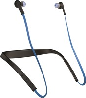 Jabra Halo Smart Headset with Mic(Blue, In the Ear)
