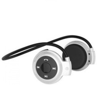 MyGear Mini 503 Headset with Mic(White, On the Ear)