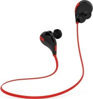 Gogle Sourcing T.G. 910 Handfree Headset with Mic(Red, In the Ear)