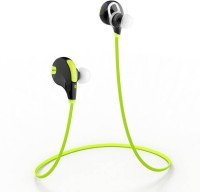 Sportzee QY7 Jogger Headphone Headset with Mic(Multicolor, In the Ear)