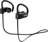 Aukey 4.1 Sport Headset with Mic(Black, In the Ear)