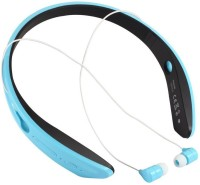 FKU High Quality BM-170 Headset with Mic(Blue, In the Ear)