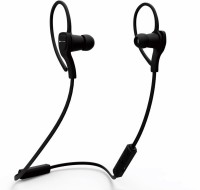 iKare sports 5 Headset with Mic(Black, In the Ear)
