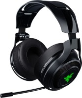 Razer Man O'War Bluetooth Headset with Mic(Black, Over the Ear)