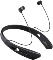 FKU 4 Headset with Mic(Black, In the Ear)