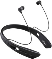 VU4 High Quality BM-170 Headset with Mic(Black, In the Ear)