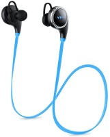 Victsing Swan 4.1 Sports Headset with Mic(Blue, In the Ear)