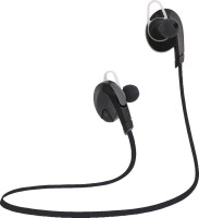Rejuvenate HIGH BASS QUALITY H7 EARPHONES WITH MIC Headset with Mic(Black, In the Ear)