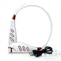 Signature VMB 2 WHITE Headset with Mic(Multicolor, In the Ear)