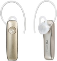 R.Choice RB-T8 Headset with Mic(Gold, In the Ear)
