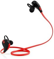 Gogle Sourcing T.G. 926 Handfree Headset with Mic(Red, In the Ear)