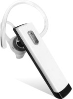 Xcase K10 Sleek Headset with Mic(White, In the Ear)
