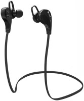 iKare sports 1 Headset with Mic(Black, In the Ear)
