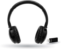 View Amkette Trubeats Air 2.4 for PC / Laptop Bluetooth Headset with Mic(Black, On the Ear) Laptop Accessories Price Online(Amkette)
