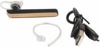 Wonder World �� CR-03 Stereo Mini V4.0 Universal Headset with Mic(Gold, Black, In the Ear)