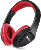 Zoook ZB-ROCKERIFIT-RD Headset with Mic(Black, Red, Over the Ear)