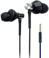 Foncase 1085-All Smartphones Wired Headset with Mic(Black, In the Ear) thumbnail