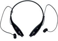Sportzee HBS730Headset BL010 Headset with Mic(Black, In the Ear)