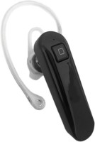 Xcase Sporty Headset with Mic(Black, In the Ear)