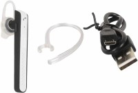 Voltegic �� CR-03 CROSS HD Stereo v4.0 EDR Hands Free Headset with Mic(Black, White, In the Ear)