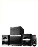 Frontech jil-3915 2.1 subwoofer system Hi-Fi System(Black)