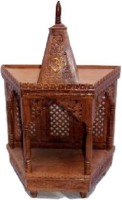 Shilpi Wooden Home Temple(Height: 63.5 cm)