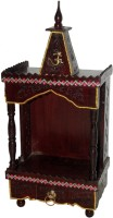 View Wood Beauty Wooden Home Temple(Height: 60 cm) Furniture (Wood Beauty)