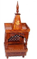 Shilpi Solid Wood Home Temple(Height: 58.42 cm)