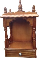 View Afydecor Traditional Hand Carved Open Wall Mounted Pooja Mandir Wooden Home Temple(Height: 30.48 cm) Furniture (Afydecor)