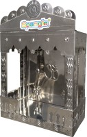 View Spangle Stainless Steel Home Temple(Height: 40.2 cm) Price Online(Spangle)