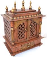 Jordaar Wooden Home Temple(Height: 60 cm)