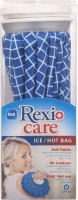 REXI CARE Ice/Hot Bag for Sport Injuries, M, 9 Non-electrical 1800 ml Hot Water Bag(Blue)