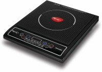 Pigeon Favourite IC 1800 W Induction Cooktop(Black, Push Button)