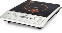 FreenChef 2OE7 Induction Cooktop(White, Push Button)