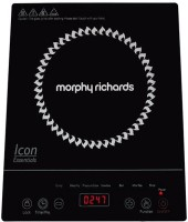Morphy Richards Icon Essential 1600 Watts Induction Cooktop(Black, Touch Panel)