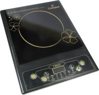CROMPTON Acgic-Crest Induction Cooktop(Black, Push Button)